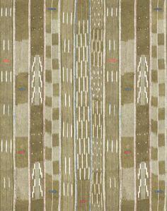 Madison Stripe Large by Chris Benz - Tan