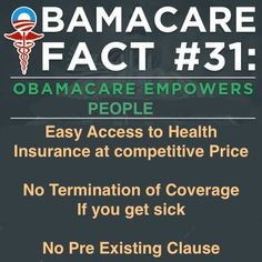 Get the FACTS at www.healthcare.gov