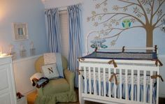LOVE this #nursery! #Babyboy