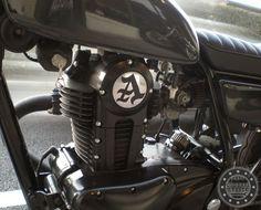 Matsu Maru Speed And Custom Kawasaki 250 TR #MatsuMaruSpeedAndCustom #Kawasaki #250TR #Motorcycle http://goodhal.blogspot.com/2013/02/mms-kawasaki-250-tr.html