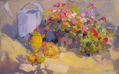 Evening sun. - Vitaly Makarov - Arts-UA.com