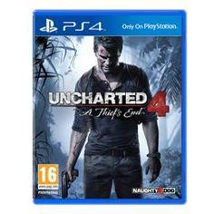 Uncharted 4: A Thief's End #Gaming #JeuxVidéos #PS4