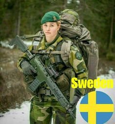 Military Girl, Military Police, Military Fashion, Swedish Armed Forces, Military Special Forces, Female Soldier, Army Soldier, Warrior Girl, Military Women