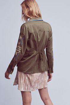 Adventurer Shirt Jacket - anthropologie.com