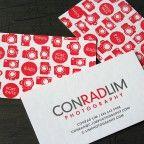Conrad Lim business card