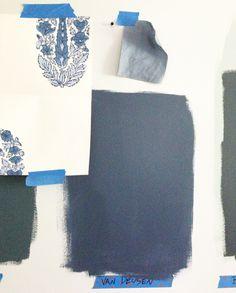 Van Deusen paint color by Benjamin Moore