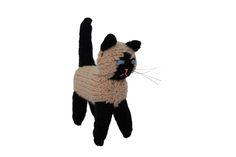 猫のあみぐるみ5 | ihanaa−北欧とバルト三国の毛糸と 雑貨のセレクトショップ