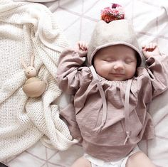 The cutest baby picture I ever did see! <3 @blondeandbone
