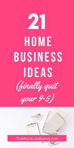 Make money working from home with this list of 21 business ideas. These home business ideas were created with Mums in mind. A list of 21 small businesses that you could start around your family by working flexibly from home. Work From Home Business, Starting Your Own Business, Business Ideas, Online Business, Legitimate Work From Home, Small Businesses, How To Make Money, 21st, Mindfulness