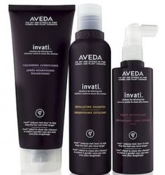 Aveda Invati Shampoo, Conditioner and Scalp Revitalizer - RESCU Aveda Shampoo, Aveda Hair, Exfoliant, Hair Loss Treatment, Hair Treatments, Clean Beauty, Free Samples, Beauty Care, Pure Products