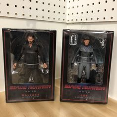 Blade Runner 2049 Series 2 Action Figure set Luv & Wallace NECA NEW http://ift.tt/2opea0R