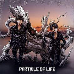 WILD ADAPTERボーカルミニアルバム『Particle of Life』が発売となりました。