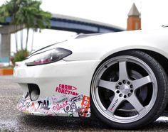 Nissan-Silvia S15 sticker Bomb