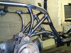 Custom Mini Bike, Scooter Custom, 150cc Scooter, Garage Bike, Honda Ruckus, Motorized Bicycle, Metal Working Tools, Moto Bike, Electric Scooter
