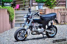 Le Dax Zhenhua 125cc de Gregory