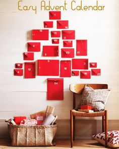{Kit of 24 Rouge Assorted Envelopes} Love the simplicity of this...