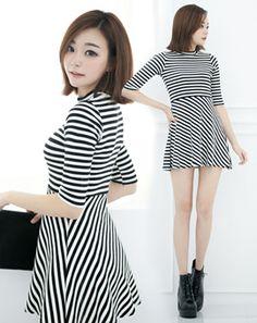 AROOKI [5.스커트] Korean Online Shopping, Korean Dress, Korean Women, Korean Fashion, Fashion Women, Poses, Dresses, Vestidos, K Fashion