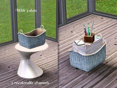 Ung999 - Deco 38_StorageBasket @ TSR  Found in TSR Category 'Miscellaneous'