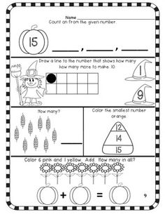 Shape Worksheets- Circle, Triangle, Square, Rectangle and