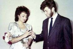 Роман Абрамович и Ольга Лысова