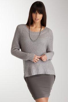 Smitten & Michael Simon, Smitten Hi-lo Sweater
