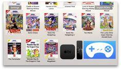 Sabías que Cómo jugar a las consolas clásicas en el Apple TV 4 (y iPhone)