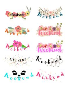 A site for the love of paper, planners, planning, writing, sharing a happy life and pretty things!!
