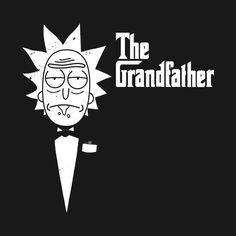 Check out this awesome 'The+Grandfather' design on @TeePublic!