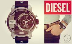Karizma kol saatine karizma indirim!  DIESEL DZ7256  İncelemek için tıkla: goo.gl/jzZwpa  #saat #saatler #moda #tarz #indirim #fashion #moda #diesel #erkekSaatleri #kolSaati #discount #kampanya