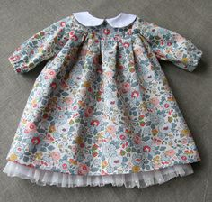liberty of london doll dress