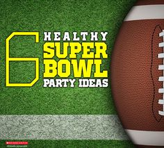 Find fun activities and yummy snacks for kids on Super Bowl Sunday.