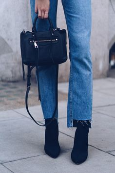 Rachele Edson: D.I.Y. Vetements Jeans In 5 Steps