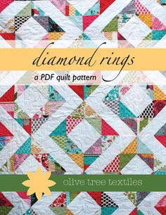 I want this charm pack quilt pattern. Maybe for my recent acquisition of Good Fortune by Kate Spain?