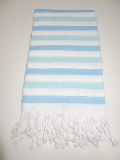 Turkish Towel Pestemal#60 Picnic Blanket, Outdoor Blanket, Turkish Towels, Beach Towel, Hand Weaving, Shirts, Athens Greece, Hand Knitting, Dress Shirts