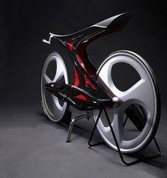 shemagh: (via Zapfina - Concept Bicycle by JiaLing Hu» Yanko Design)