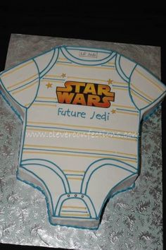 Amazing Star Wars Onesie Made For A Couple Expecting Their First Child.Dad Is A  Major Star Wars Fan! This One Was A Rush Job And I Think You Can.