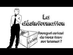 Ep07 La desinformation - (pourquoi autant de trucs faux sur Internet) - YouTube
