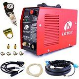 Lotos 32 Amp Non-Pilot Arc Plasma Cutter in. Clean Cut Metal - The Home Depot Welding Supplies, Welding Tools, Best Plasma Cutter, Pilot, Conductive Materials, Tig Welder, Metal Cutter, Welding Equipment