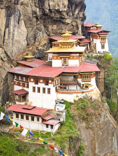Make the climb and stand at the door of the great Bhutan temple of Tiger's Nest with us in 2014! #SpiritQuestTours