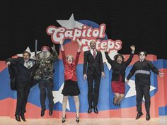 CATCH to Host Comedy Night Featuring the Capitol Steps
