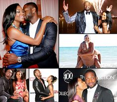 Gabrielle Union and Dwyane Wade's Love Story