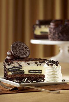 OREO® Dream Extreme Cheesecake  ~Cheesecake factory.