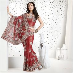 Why indian wedding sarees are so special around the world?
