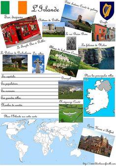 Fiche irlande