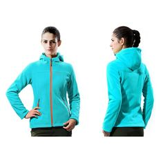 OutdoorMaster Women's Water Repellent Fleece Jacket #womens #womensfashion…
