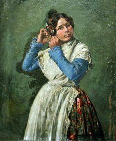 Valencianas Pintadas:José Genovés Llansol (Valencia, 1850 - 1930)
