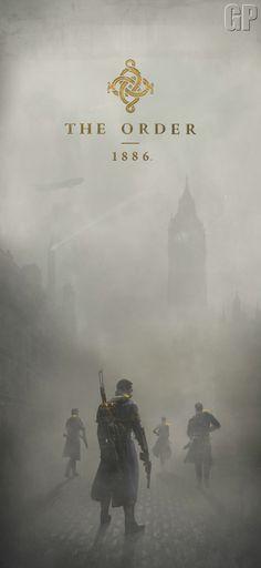 Flipada con este videojuego....The Order: 1886 -Facts
