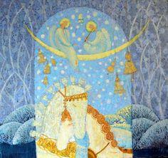 Різдво на картинах українських художників .... Обсуждение на LiveInternet - Российский Сервис Онлайн-Дневников
