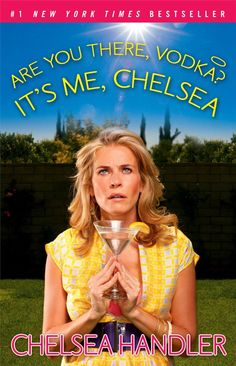Are You There, Vodka? It's Me, Chelsea  by Chelsea Handler ($2.41) http://www.amazon.com/exec/obidos/ASIN/B000UZQJ32/hpb2-20/ASIN/B000UZQJ32 I have read all of the Chelsea Handler books, and while they are all hilarious and I love them. - I highly recommend both of her books to anyone looking for a fun summer read. - I literally was laughing out loud when reading this book.