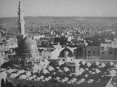 Masjid Nabawi (past time)